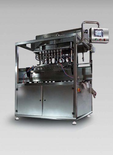 ماكينة تعبئة  سوائل ذات كثافات عالية