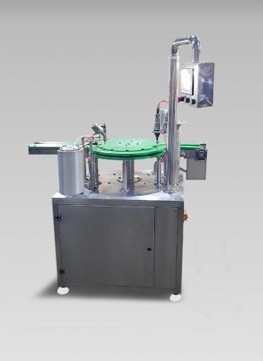 Rotary filling and Capping machines
