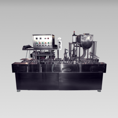 Automatic line filling and sealing